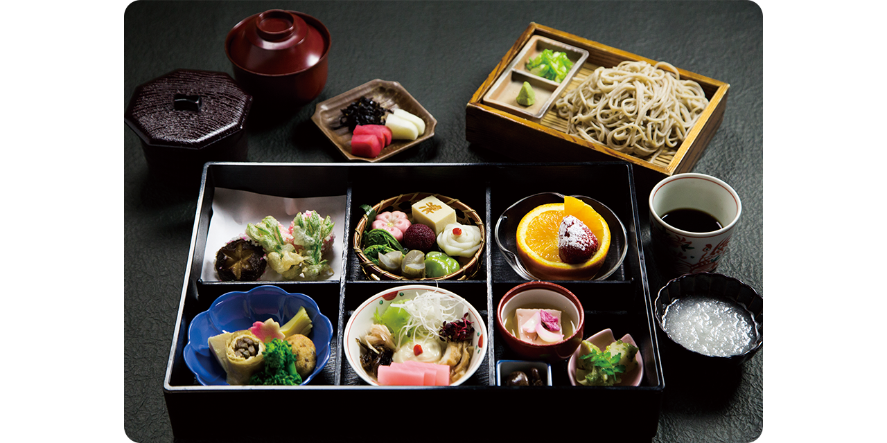 日本料理の原点「精進料理」