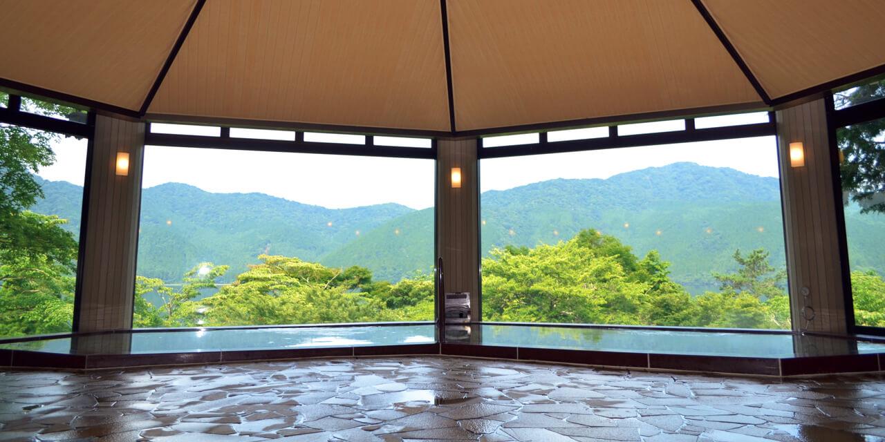 様々な泉質・効能を誇る箱根十七湯の中で、最も新しく誕生した名湯「蛸川温泉」