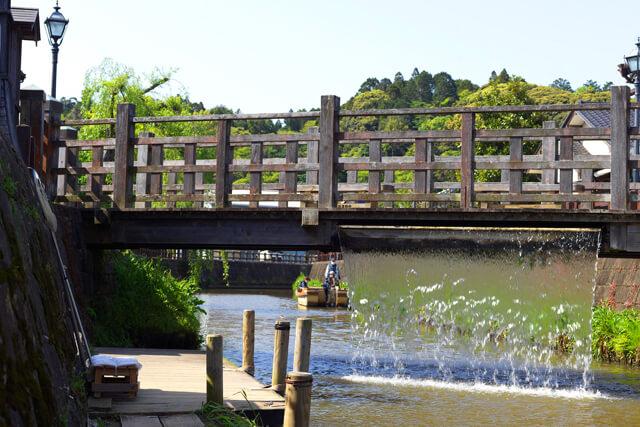 江戸時代にタイムスリップしたかのような、水郷の町「佐原」