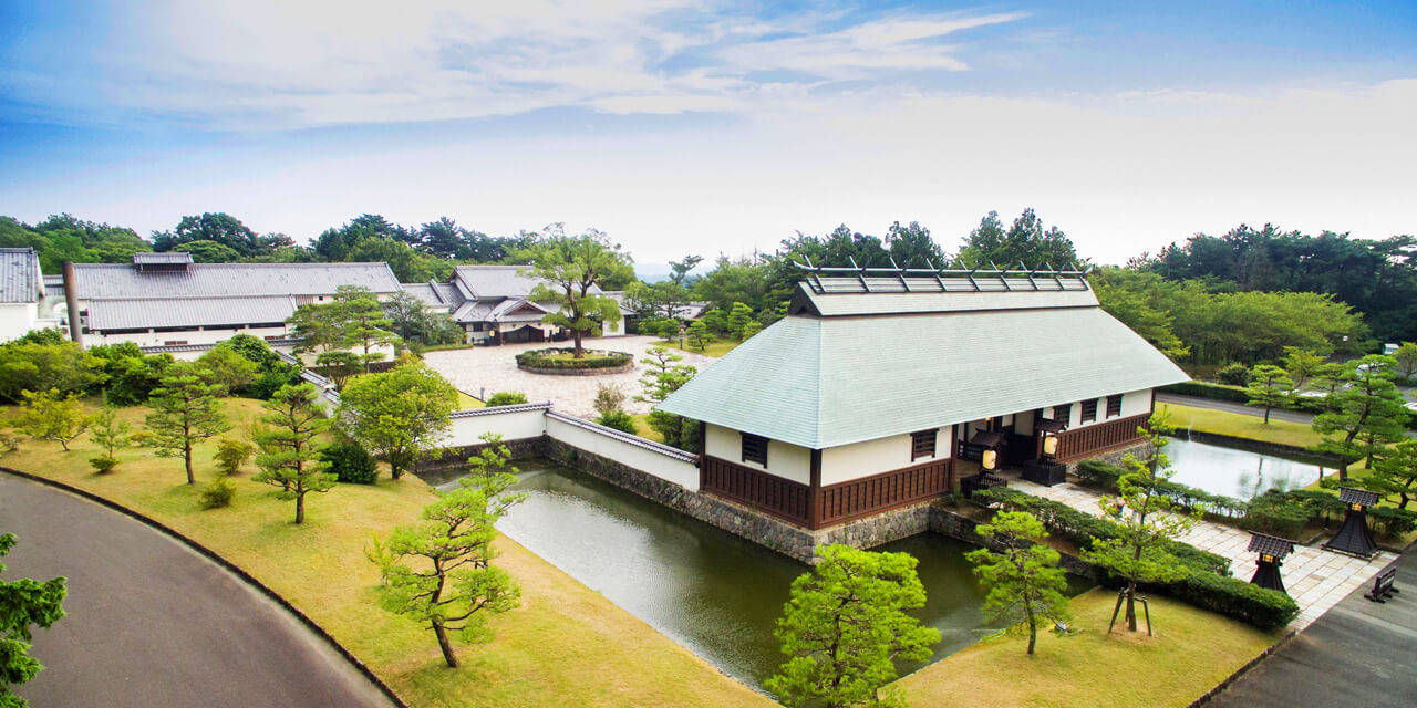 東海道の中心で美景と美食を満喫