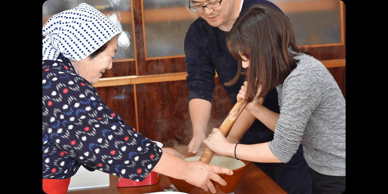 秋田大館の地元農家で農家ならではの暮らしを体験